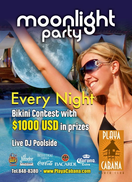 playa cabana 721522 721555 ... going to speak English, get drunk every night, and go to the beach?