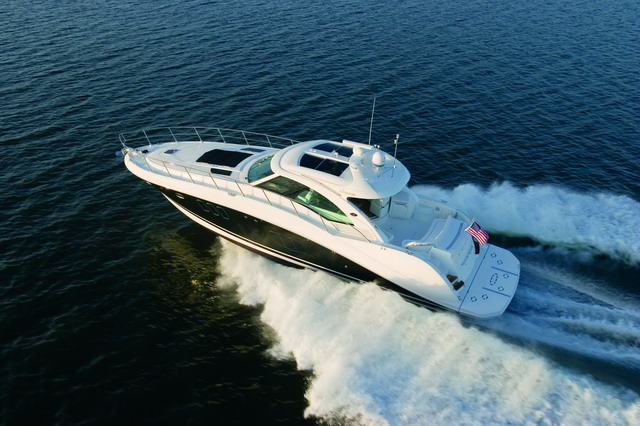 Luxury SeaRay  Motor Boat