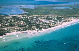 The Island of Holbox