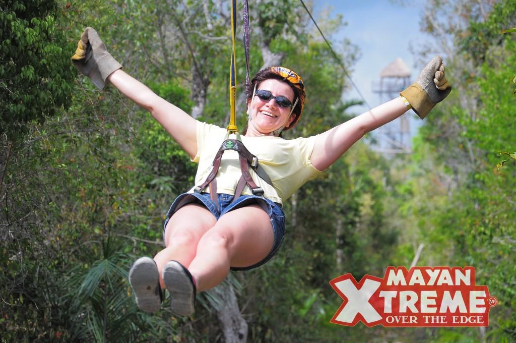 Mayan Xtreme Tour Riviera Maya
