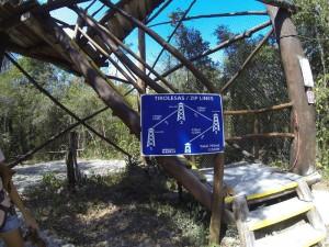 Mayan Xtreme canopy