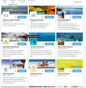 Twitter Cancun Rivieramaya