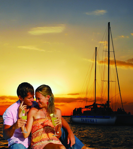 sunset maroma