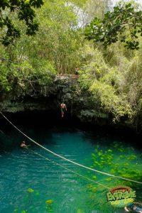 Puerto morelos atv zipline