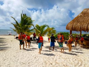 Snorkel tour Pueerto Morelos