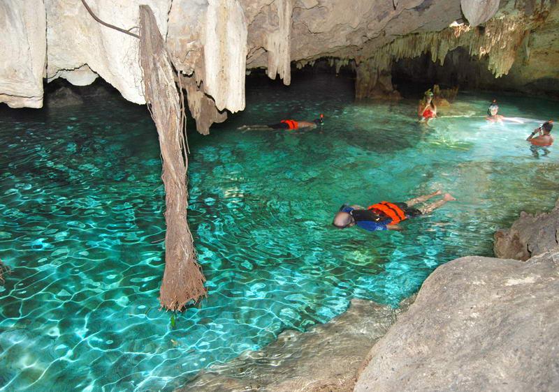 Aktun Chen Tulum Park Cenotes