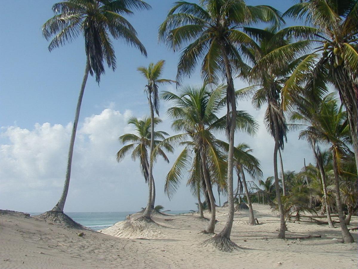Siankaan beach