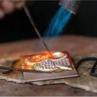 Buying silver at Riviera Maya