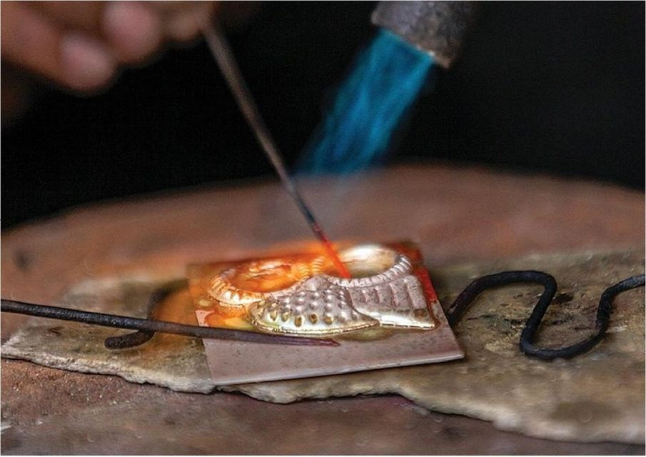 Silver handcraft