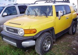 Toyota PT Cruiser 4x4 rent
