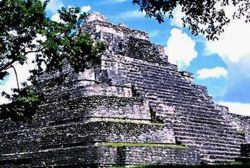 A piece of the Mayan culture