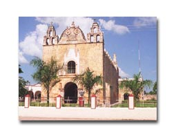 Spend your day at Ticul, Yucatan