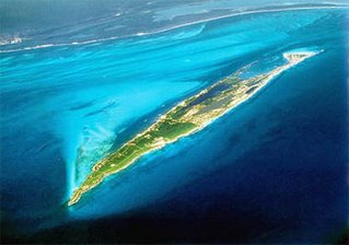 The Islands of the Mexican Caribbean