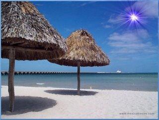 Progreso. In the heart of the Yucatan Coast.