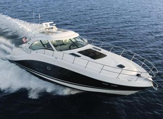Sea Ray Yachts Sundancer for rent