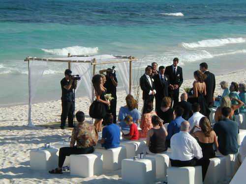 Mayan wedding ceremony, bridal votes