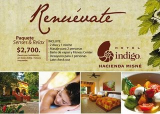 Hotel Indigo Merida Hacienda Misne Luxury