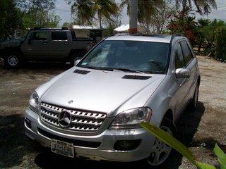 Riviera Maya luxury SUV rental rent a Hummer BMW Mercedes