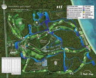 PGA Mayakoba Golf Classic Rivieramaya Playa del Carmen
