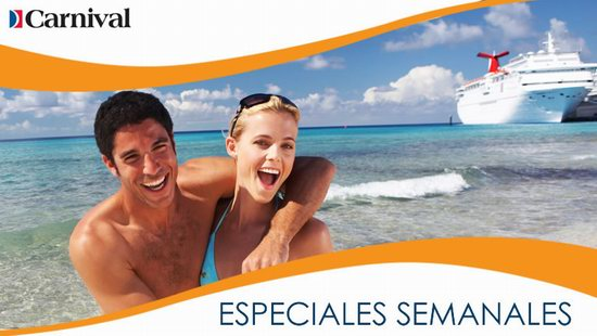 Carnival Cruise to Riviera Maya with 240 cashback