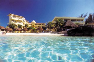 Spa Golf Playa Azul Hotel Cozumel beach dive fishing