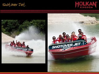 Shotover Jet Riviera Maya Playa del Carmen Jungle ride