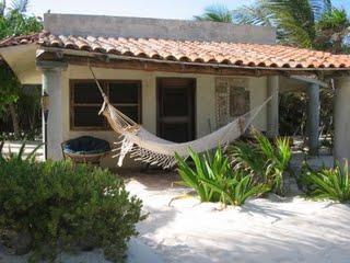 Beach Cabins Tulum Punta Allen SianKan Sol Caribe