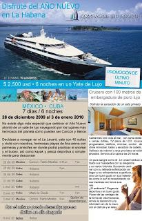 Luxury Cruise Cancun Cuba Belice Last Minute