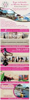 Yoga lessons Playa del Carmen