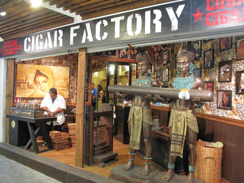 Cigars Factory Playa del Carmen