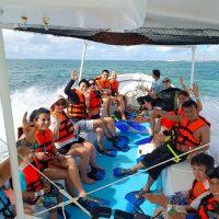 Snorquel Puerto Morelos